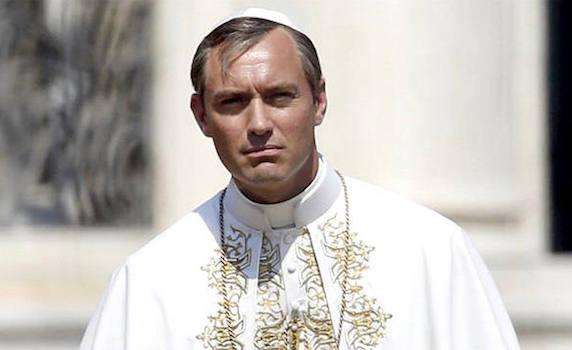 The Young Pope: per i critici americani non esiste niente del genere in tv