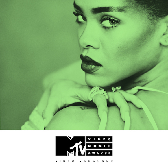 Gli MTV Video Music Awards omaggiano Rihanna