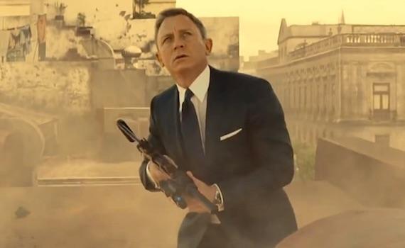 Ascolti 22 agosto digital e pay: James Bond fa volare il cinema di Sky