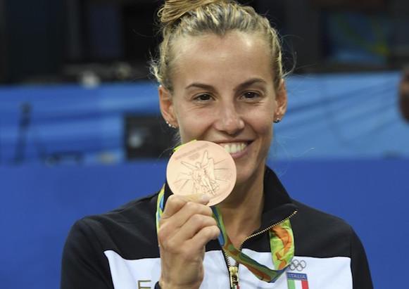 Ascolti Tv 18 agosto, vincono I Giochi Olimpici 2016 con il 16,84%