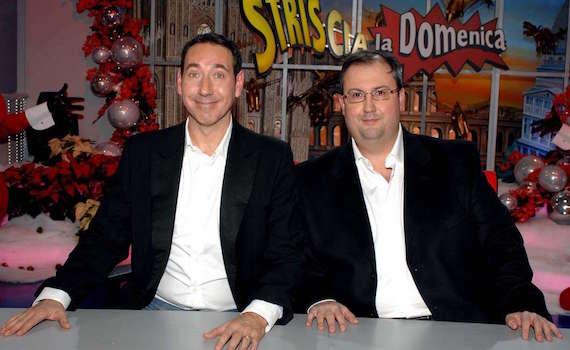 Fabio e Mingo: le versioni discordanti su chi decideva i servizi di Striscia