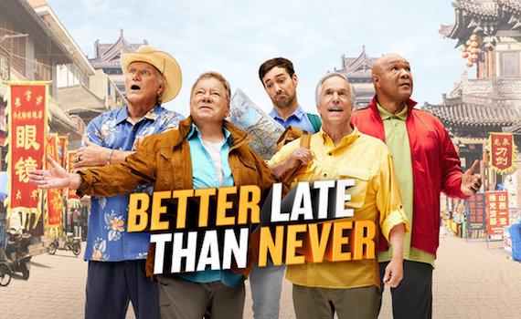 Better Late than Never: il nuovo travel show di Rai 2 nel 2017
