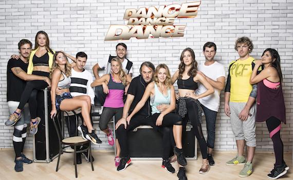 Anteprima TvZoom – Siamo stati nello studio avveniristico di Dance Dance Dance
