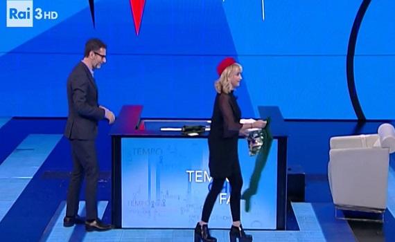 Curve ascolti Tv 14 gennaio 2018: Fabio Fazio fa il picco
