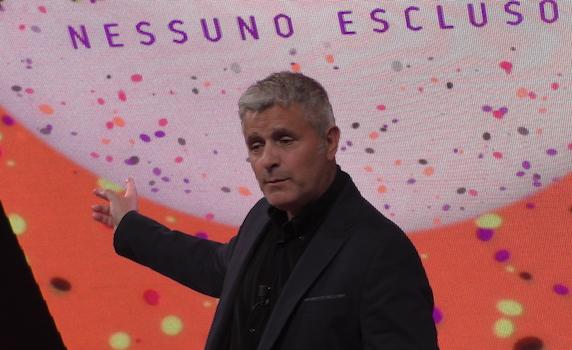 Enrico Lucci e Alessandro Sortino: le due facce del racconto tv voluto da Freccero