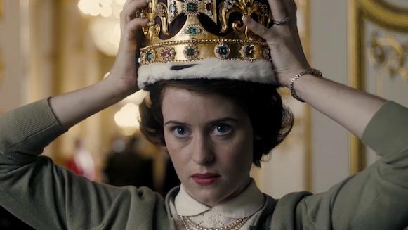 The Crown, il trailer, la locandina e le prime immagini su Netflix