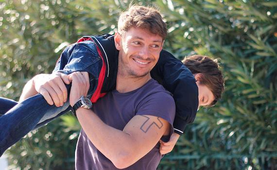 Giorgio Pasotti: I veri eroi sono quelli che salvano i figli, rimasti orfani dopo un femminicidio. Altro che super eroi del cinema