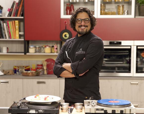 Video – Alessandro Borghese: In Kitchen Sound Movie rifarò le ricette dei film