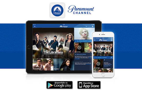 app paramount channel