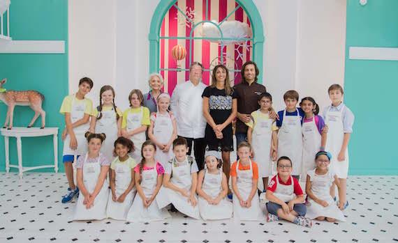 Al via la seconda stagione di Junior Bake Off Italia su Real Time