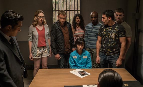 Netflix: il 5 maggio la seconda stagione di Sense8