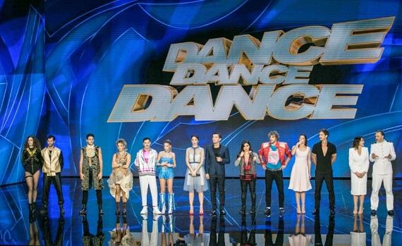 Dance Dance Dance, Ballando con le stelle, La Pista: la danza non è uguale per tutti