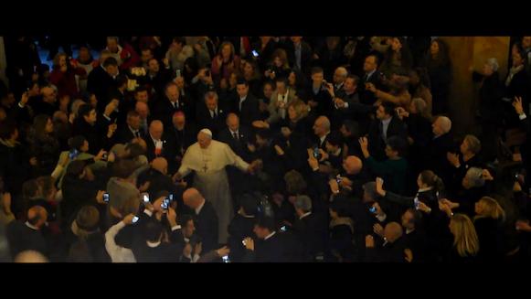 """""""Papa Francesco: come Dio comanda"""", il racconto inedito su Papa Bergoglio"""
