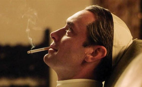The Young Pope: ascolti da record negli Usa, battuto anche Scorsese