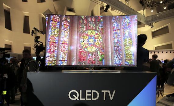 Tutte le nuove televisioni presentate al Ces di Las Vegas
