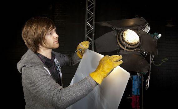 Lavorare in tv – Come diventare tecnico delle luci