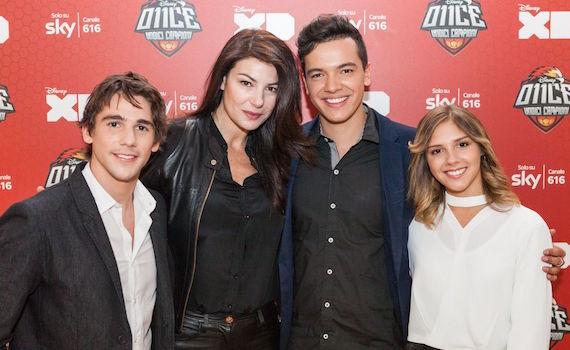 Disney XD: Ilaria D'Amico presenta O11CE – Undici Campioni