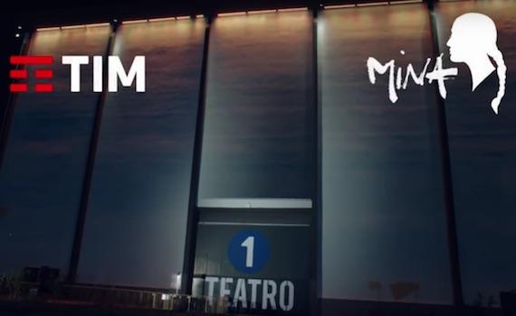 Spot Tv: con l'inserimento di Mina, Tim sbanca il Festival