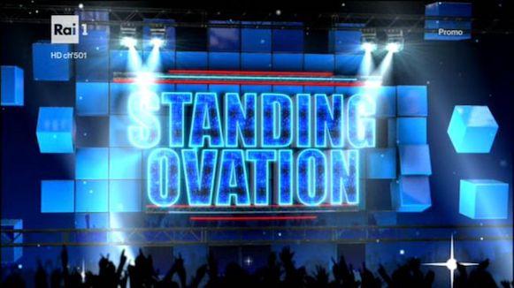 Ascolti Tv 24 febbraio, vince Standing Ovation con il 15,24%