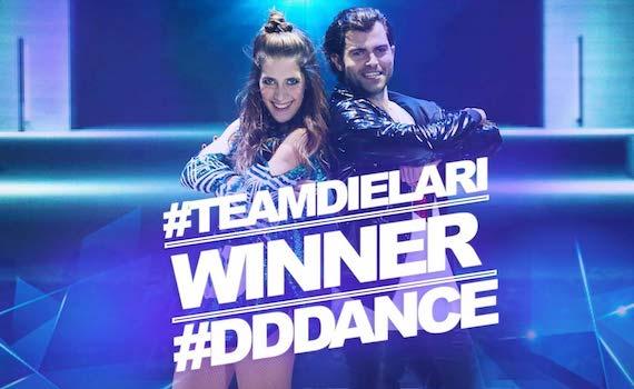 Video – Clara Alonso e Diego Dominguez vincitori di Dance Dance Dance