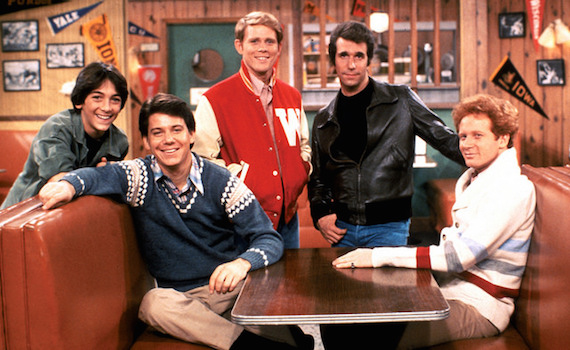 Happy Days torna in Tv e lo fa su Paramount Channel e VH1