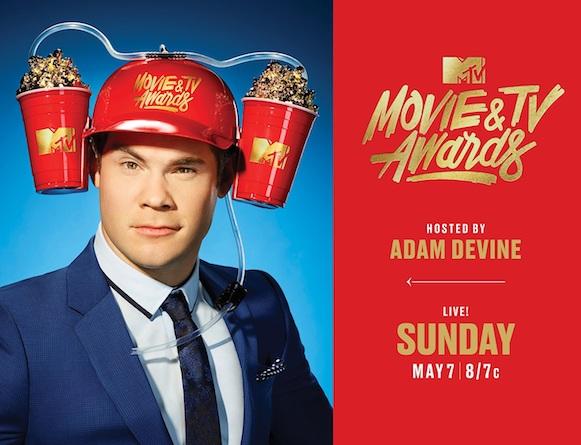 """Mtv movie & Tv awards 2017"" annunciate categorie e nomination"