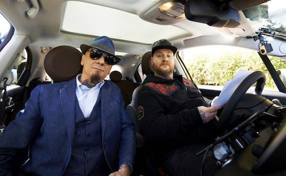 Carpool Karaoke: il primo passeggero di Jake La Furia è J-Ax
