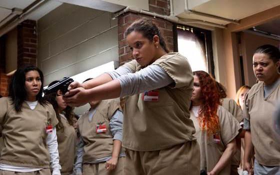 Netflix: le prime immagini del nuovo Orange is the new black