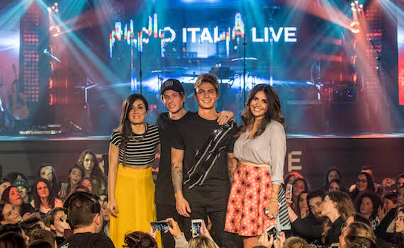 Real Time: al via Radio Italia Live con Benji & Fede