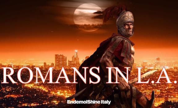 Romans in L.A.: presentata la serie sugli antichi Romani ai giorni nostri