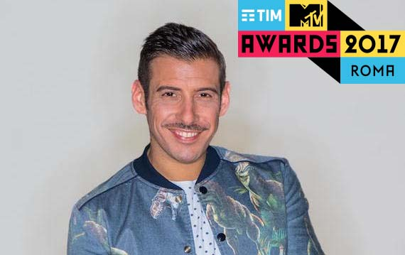 Francesco Gabbani condurrà gli MTV Awards a Roma