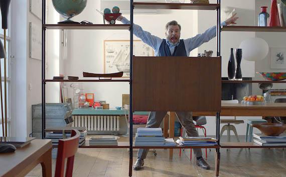 Spot Tv: MediaWorld tra Kevin Klein e il ballerino della Tim