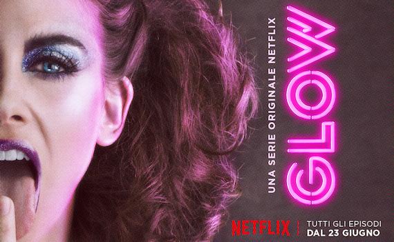 Netflix: online il trailer della nuova serie Glow