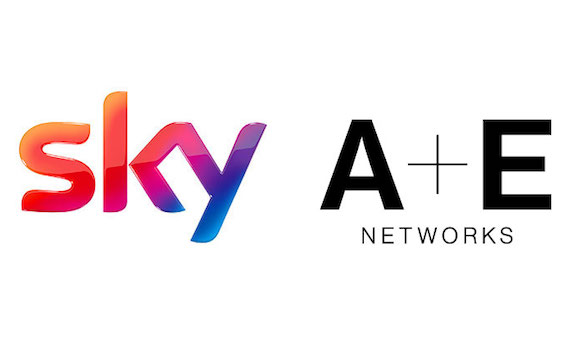 A+E Networks e Sky ancora insieme per tanti anni