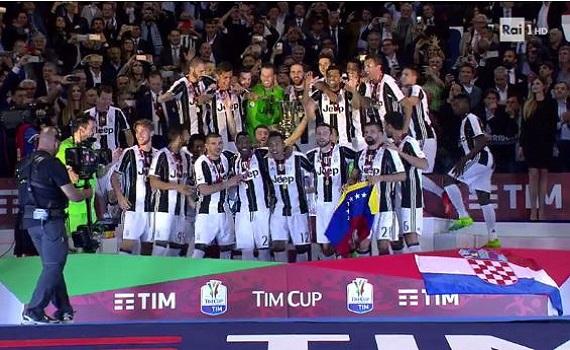 Juventus: ha sconfitto la Lazio, ha ritrovato la dignità