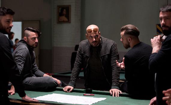 A Napoli sul set di Gomorra 3, tra ciak e realtà