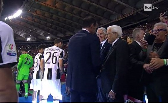 Ascolti Tv 17 maggio vince Juventus-Lazio con il 39,26%