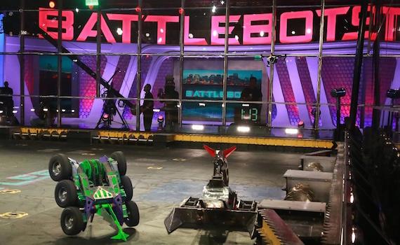 Blaze: da questa sera al via Battlebots con Franchini e Posa