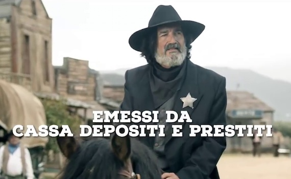 Spot Tv: perché Poste Italiane fuggono dal presente?
