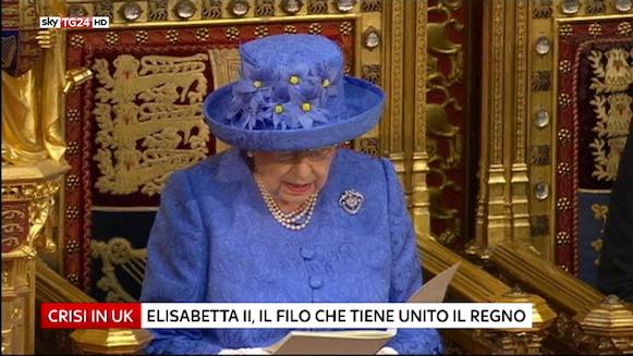 """""""God Save The Queen"""", la crisi della Gran Bretagna in un doc su Sky TG24"""