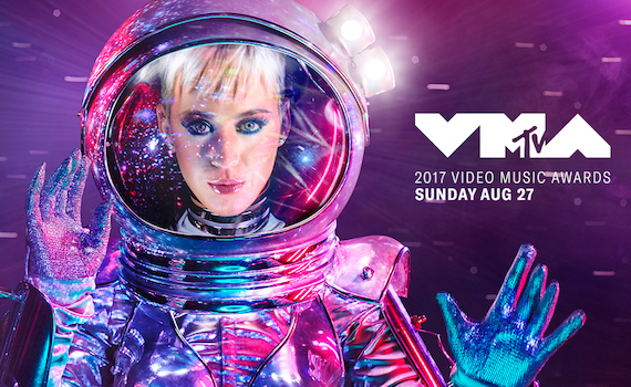 Katy Perry alla conduzione degli MTV Video Music Awards