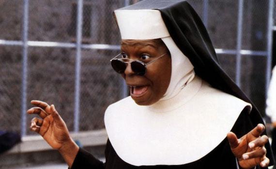 Curve ascolti Tv 19 agosto: Sister Act 2 fa il picco