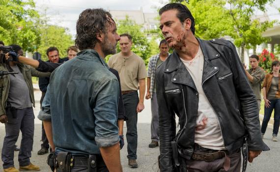 The Walking Dead: questa sera l'episodio numero 100