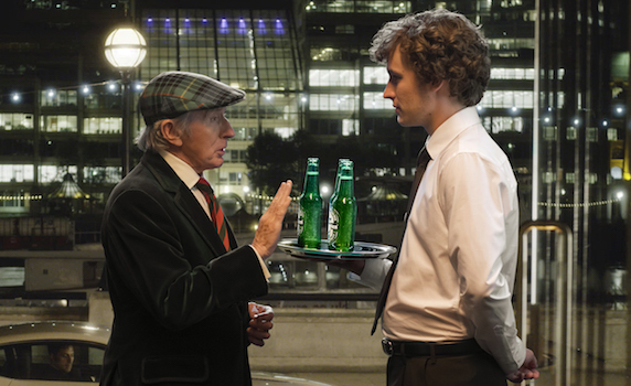 Spot Tv: bisogna brindare a Jackie Stewart e Heineken