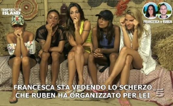 Alessia Marcuzzi dopo Wind Summer Festival: