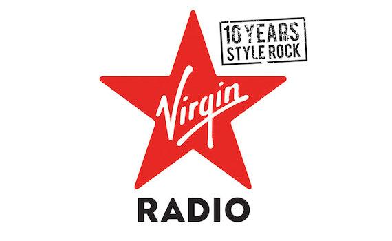 Virgin Radio festeggia 10 anni: il programma dei festeggiamenti