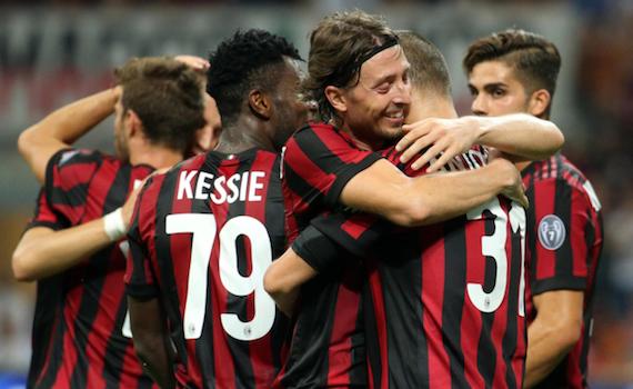 Europa League: dove vedere Shkendija-Milan
