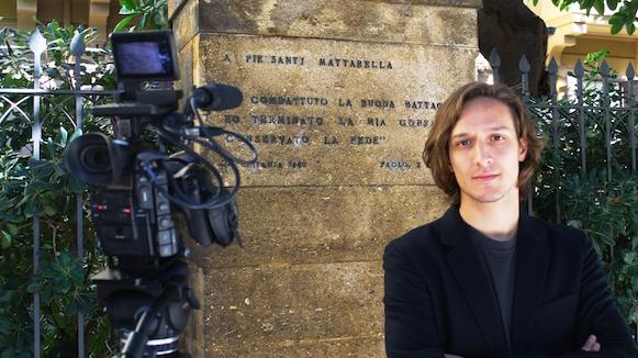 Dario Aita: «Ero spaventato dal docu-film su Mattarella. Ora ne sono fiero»