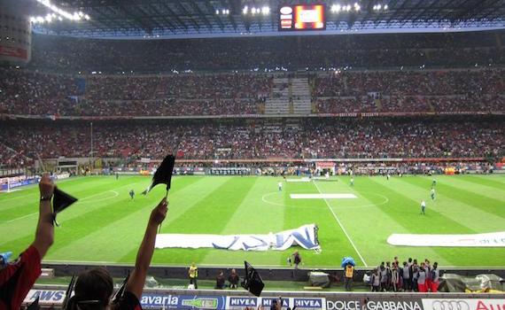 Il Milan si gioca l'Europa League questa sera su Canale 5