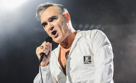 Sky Arte: questa sera il Live di Morrissey a Los Angeles